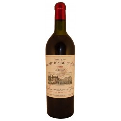 Chateau Malartic Lagraviere rouge 1949