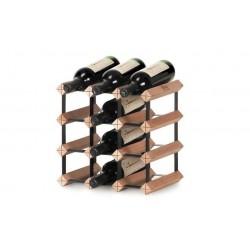 Stojan na víno KLASIK na 12 lahví
