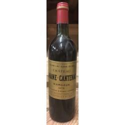 Chateau Brane Cantenac 0,75l 1975