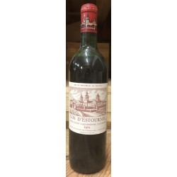 Chateau Cos d´Estournel 0,75l 1972