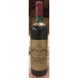 Chateau d´Issan 0,75l 1970