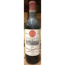Chateau Jean Voisin 0,75l 1964
