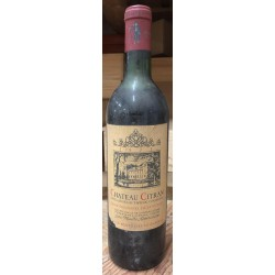 Chateau Citran 0,75l 1971