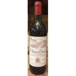 Chateau de Viaud 0,75l 1976