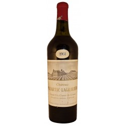 Chateau Malartic Lagraviere rouge 1961