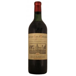 Chateau Cos d´Estournel 1961